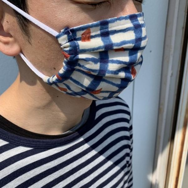 手作りマスクサムネイル