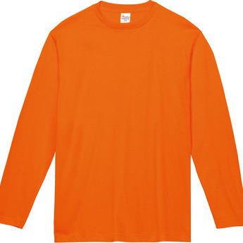 00102-CVL ヘビーウェイト長袖Tシャツサムネイル