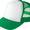 063グリーン×ホワイト